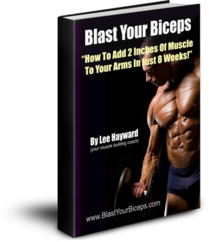 Blast Your Biceps Program